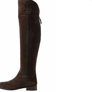 Tory Burch Over the Knee Simone Boots